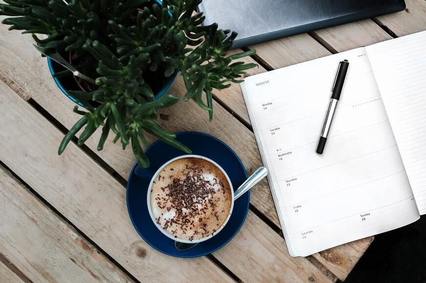 Планирование работы и отдыха